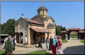 Manastir Sveti Luka